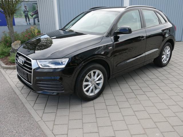 Gebrauchtfahrzeug Audi Q3 - 1.4 TFSI CoD ULTRA   S-LINE EXTERIEUR NAVIGATIONSPAKET XENON PDC KOMFORTSCHLÜSSEL