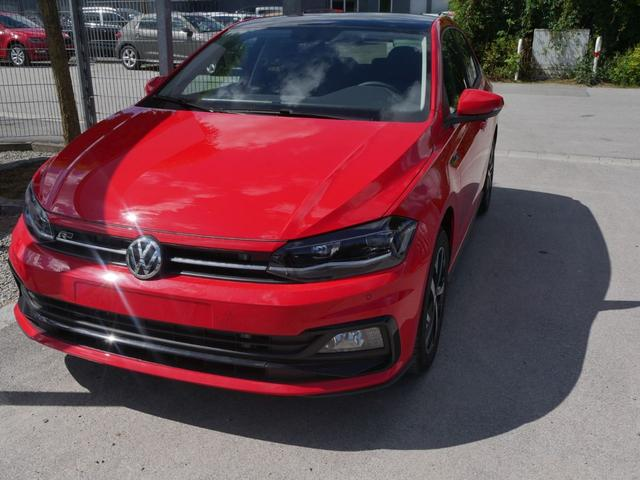 Volkswagen Polo - 1.0 TSI HIGHLINE * R-LINE EXTERIEUR ACC PANORAMA LED NAVI KAMERA PDC