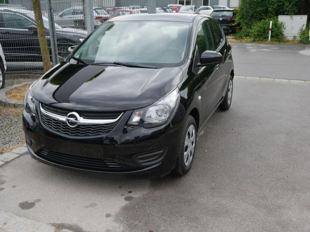 Opel Karl - 1.0 ECOTEC 120 JAHRE EDITION * START/STOP SOFORT TEMPOMAT KLIMA BLUETOOTH