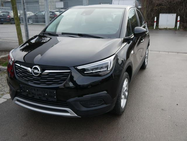 Opel Crossland X - 1.2 TURBO INNOVATION * LED NAVI WINTERPAKET PDC SITZ- & LENKRADHEIZUNG