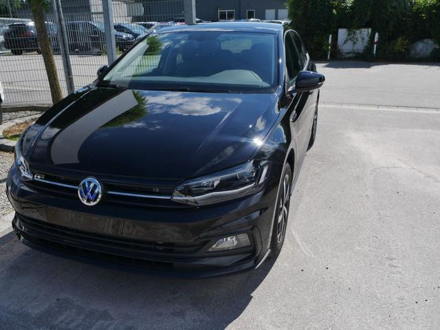 Volkswagen Polo - 1.0 TSI HIGHLINE * R-LINE EXTERIEUR ACC LED RÜCKFAHRKAMERA APP-CONNECT PDC