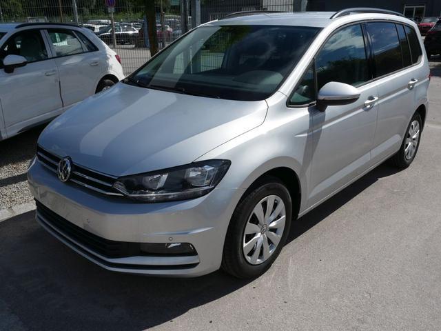 Volkswagen Touran - 1.5 TSI ACT DSG COMFORTLINE   ACC NAVI RÜCKFAHRKAMERA PDC SHZG 7-SITZER Vorlauffahrzeug