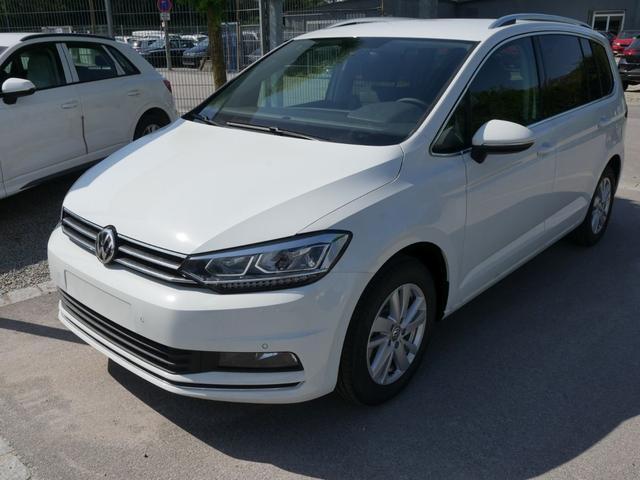 Volkswagen Touran - 1.5 TSI ACT DSG HIGHLINE   ACC LED NAVI KAMERA  PDC 7-SITZER KEYLESS ACCESS Vorlauffahrzeug