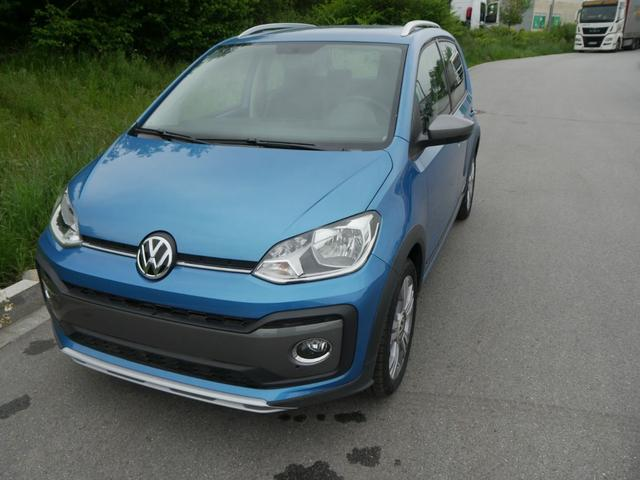 Volkswagen up! - 1.0 CROSS UP! * WINTER PACK PARKTRONIC SHZG TEMPOMAT 16 ZOLL START-STOPP