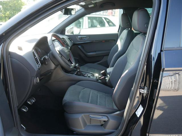 Seat Ateca 1.5 EcoTSI ACT FR * VOLL-LED NAVI RÜCKFAHRKAMERA PDC EL. HECKKLAPPE