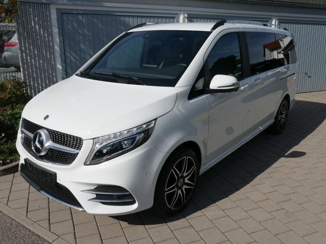 Mercedes-Benz V-Klasse - V 300d 4M AVANTGARDE EDITION * 9G-TRONIC AMG LINE LEDER PARK-& FAHRASSISTENZPAKET PANORAMA LED AHK