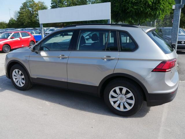 Volkswagen Tiguan 1.5 TSI ACT TRENDLINE * WINTERPAKET APP-CONNECT-NAVI PDC SHZG KLIMAAUTOMATIK