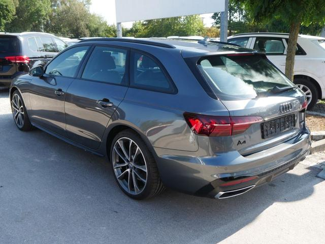Audi A4 Avant 40 TDI DPF EDITION ONE * QUATTRO S-TRONIC S-LINE INTERIEUR PANORAMA NAVI MMI TOUCH LED 19 ZOLL