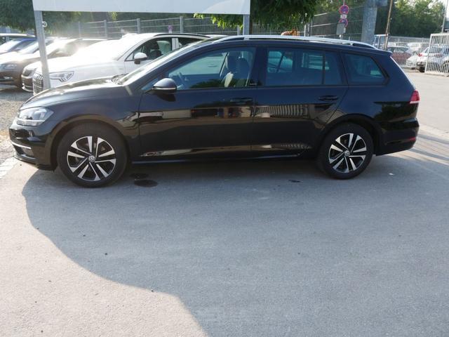 Volkswagen Golf Variant - VII 1.5 TSI ACT DSG IQ.DRIVE * ACC NAVI PARK ASSIST SITZHEIZUNG