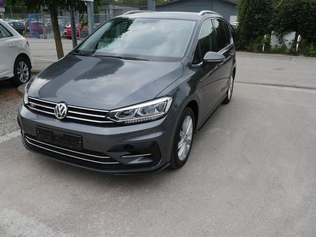 Volkswagen Touran - 2.0 TDI DPF HIGHLINE * R-LINE EXTERIEUR ACC LED NAVI KAMERA PDC 7-SITZER