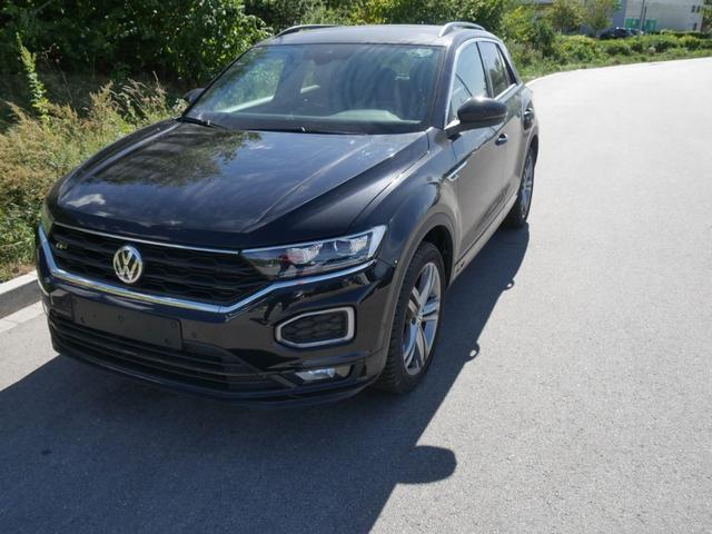 Volkswagen T-Roc - 1.5 TSI ACT SPORT * R-LINE BUSINESS-PAKET 18 ZOLL LED NAVI ACC PARK ASSIST ACTIVE INFO DISPLAY
