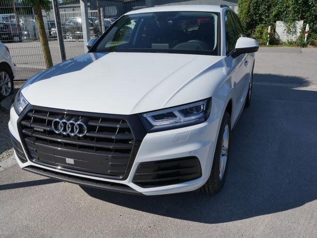 Audi Q5 - 40 TDI DPF * QUATTRO S-TRONIC LED NAVI MMI TOUCH KAMERA PDC SHZG 18 ZOLL