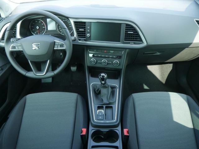 Seat Leon 1.5 TSI ACT STYLE * RÜCKFAHRKAMERA FULL-LINK-NAVI SITZHEIZUNG TEMPOMAT