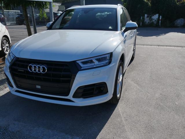 Audi Q5 - 45 TFSI SPORT * S-LINE QUATTRO MATRIX LED NAVI MMI TOUCH ASSISTENZPAKET PANORAMA