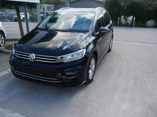 Volkswagen Touran - 1.5 TSI ACT HIGHLINE * R-LINE EXTERIEUR ACC LED NAVI KAMERA PDC 7-SITZER