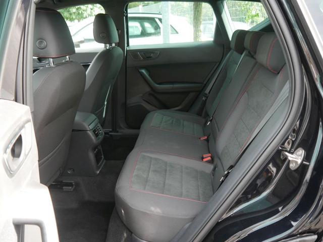 Seat Ateca 1.5 EcoTSI DSG ACT FR * VOLL-LED NAVI RÜCKFAHRKAMERA PDC EL. HECKKLAPPE
