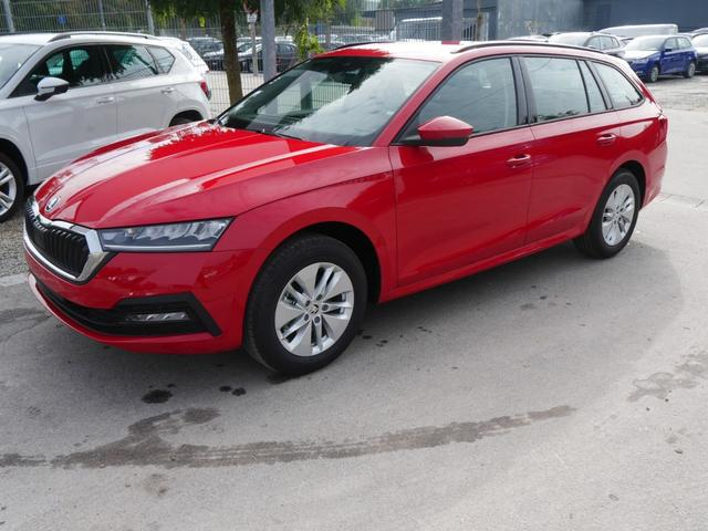 Skoda Octavia Combi - 1.5 TSI ACT AMBITION * NEUES MODELL LED SMARTLINK PDC SHZG TEMPOMAT
