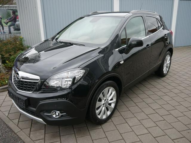 Gebrauchtfahrzeug Opel Mokka - 1.4 TURBO COSMO 4x4   NAVI WINTERPAKET PARKTRONIC SHZG LENKRADHEIZUNG 18 ZOLL