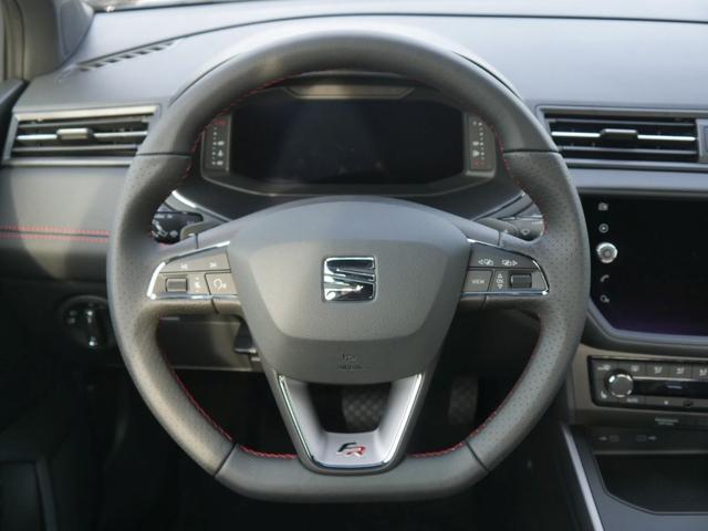 Seat Arona 1.0 TSI DSG FR * NAVI VOLL-LED PARK ASSIST VIRTUAL COCKPIT KAMERA DACH SCHWARZ