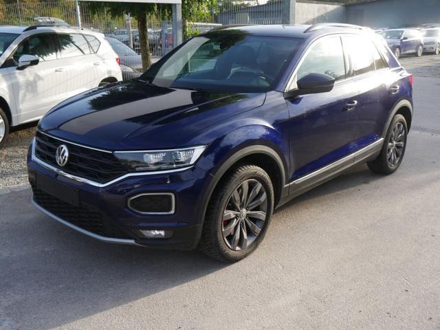 Volkswagen T-Roc - 2.0 TDI DPF DSG SPORT * BUSINESS- & WINTERPAKET LED NAVI ACC PARK ASSIST