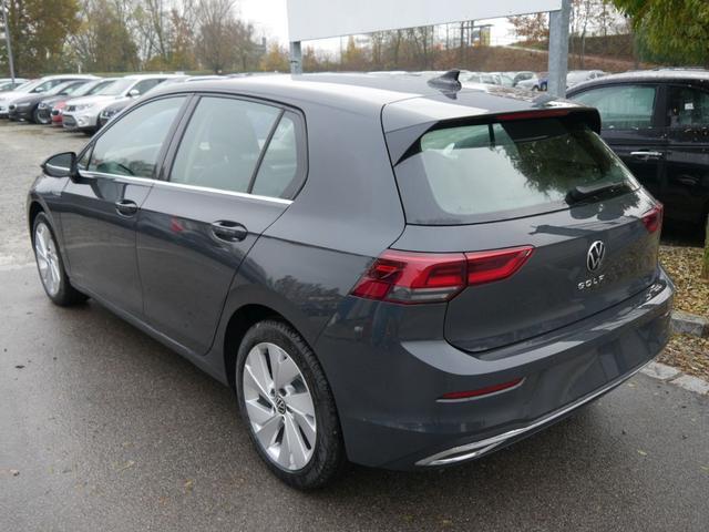 Volkswagen Golf - VIII 1.5 TSI ACT STYLE * ACC WINTERPAKET NAVI LED KAMERA PDC LENKRADHEIZUNG