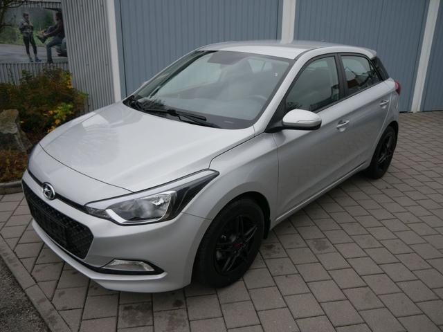 Gebrauchtfahrzeug Hyundai i20 - 1.2 CLASSIC   START-STOPP SITZHEIZUNG LENKRADHEIZUNG KLIMA LM-FELGEN 15 ZOLL