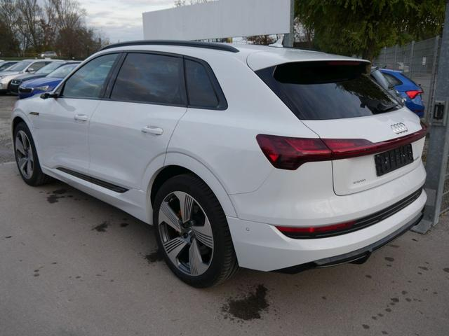 Audi e-tron 55 QUATTRO S-LINE * 21 ZOLL TECHNOLOGY-& ADVANCED SELECTION ASSISTENZPAKET STADT-& TOUR NACHTSICHTASSISTENT PANORAMA