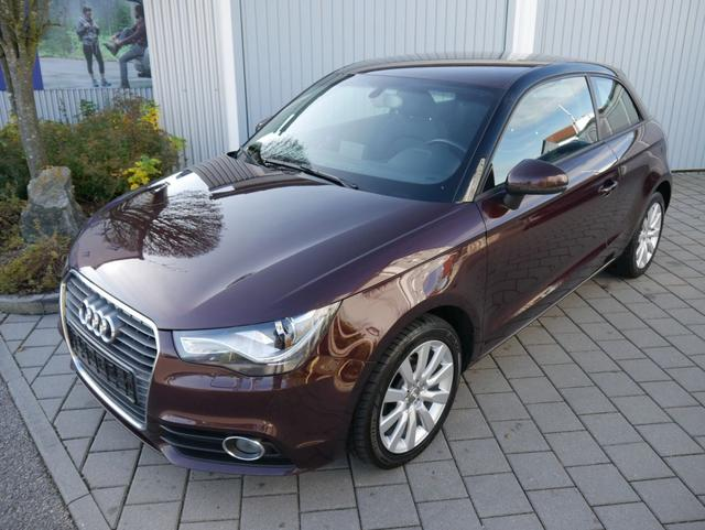 Gebrauchtfahrzeug Audi A1 - 1.6 TDI DPF AMBITION   NAVI XENON PARKTRONIC SITZHEIZUNG TEMPOMAT LM-FELGEN 16 ZOLL