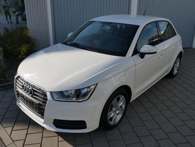 Audi A1 Sportback - 1.0 TFSI ULTRA * KOMFORT-PAKET SITZHEIZUNG TEMPOMAT LM-FELGEN 15 ZOLL