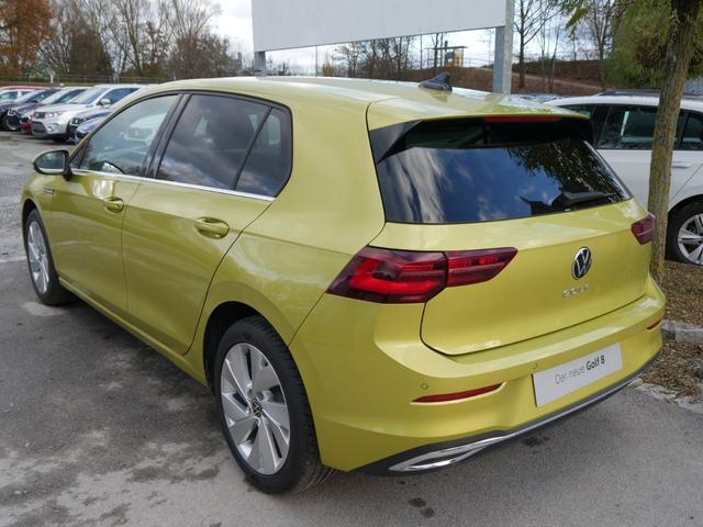 Volkswagen Golf - VIII 1.5 TSI ACT STYLE * ACC WINTERPAKET IQ.LIGHT-LED-MATRIX NAVI PDC SHZG VORN & HINTEN