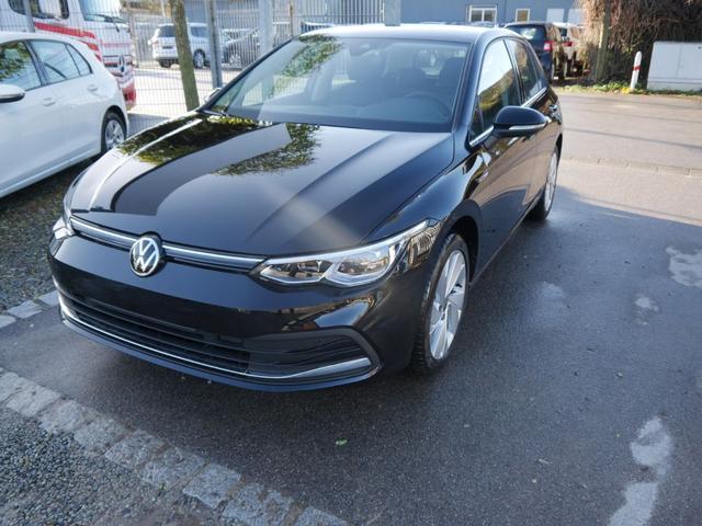 Volkswagen Golf - VIII 1.5 eTSI ACT DSG STYLE * ACC WINTERPAKET LED NAVI KAMERA PDC LENKRADHEIZUNG