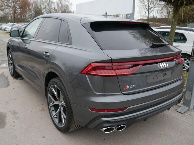 Audi SQ8 - TDI QUATTRO TIPTRONIC * 22 ZOLL 435PS STANDHEIZUNG/-LÜFTUNG TECHNOLOGY-& ASSISTENZPAKET STADT & TOUR PANORAMA