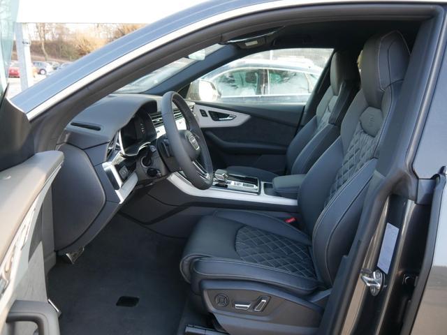Audi Q8 50 TDI QUATTRO TIPTRONIC S-LINE * 22 ZOLL LEDER AHK ADAPTIVE AIR SUSPENSION SPORT NAVI MMI TOUCH