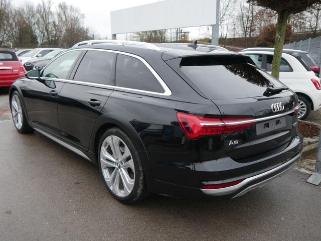 Audi A6 allroad quattro - 50 TDI TIPTRONIC * ASSISTENZ-& BUSINESS-PAKET LEDER 21 ZOLL LUFTFEDERUNG MATRIX-LED