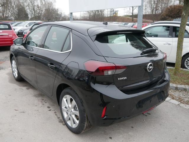 Opel Corsa - 1.2 Turbo ELEGANCE * LED NAVI RÜCKFAHRKAMERA PDC SITZ-& LENKRADHEIZUNG