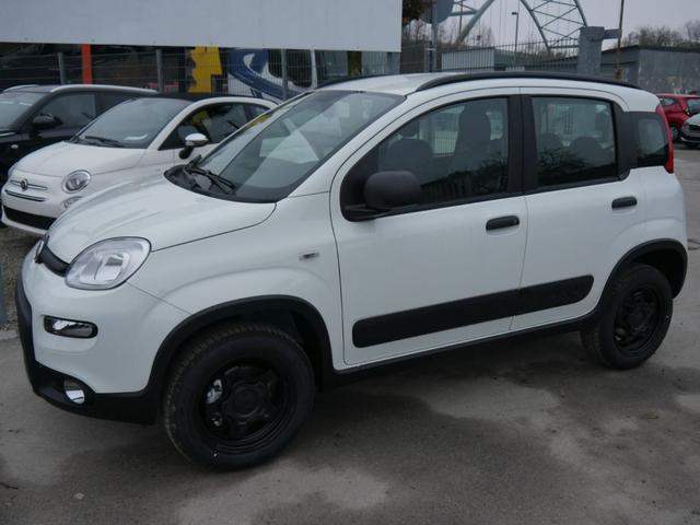 Fiat Panda - 0.9 8V TwinAir 4x4 WILD * SITZ-& FRONTSCHEIBENHEIZUNG KLIMA NSW START & STOPP