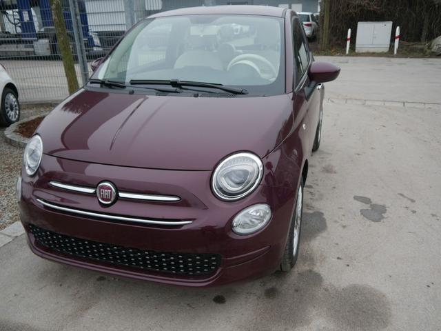Fiat 500 - Hybrid 1.0 GSE N3 LOUNGE * UCONNECT LIVE & LINK-SYSTEM TEMPOMAT START-& STOPP 15 ZOLL
