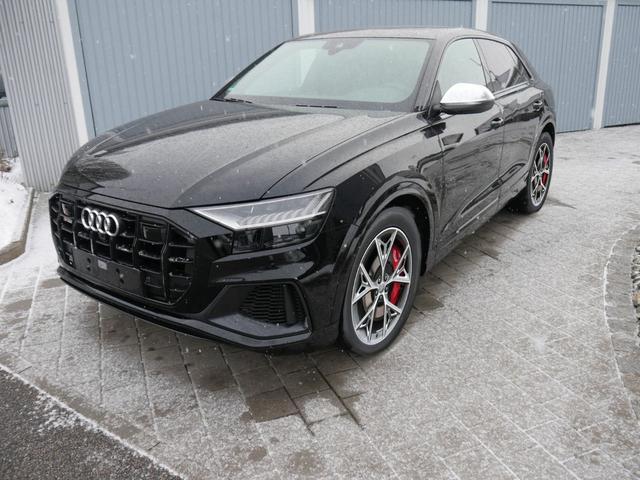 Gebrauchtfahrzeug Audi SQ8 - TDI QUATTRO TIPTRONIC   22 ZOLL 435PS STANDHEIZUNG/-LÜFTUNG TECHNOLOGY-& ASSISTENZPAKET STADT & TOUR PANORAMA
