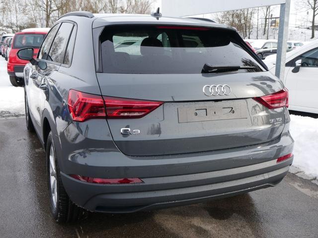 Audi Q3 - 35 TDI DPF S-TRONIC QUATTRO * LED MMI NAVI PLUS 18 ZOLL PDC KAMERA El. HECKKLAPPE