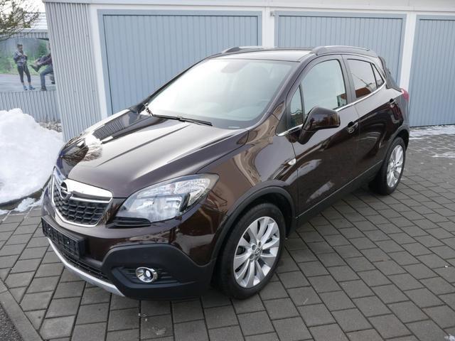 Gebrauchtfahrzeug Opel Mokka - 1.4 TURBO INNOVATION 4x4   NAVI WINTER-& KOMFORTPAKET PDC RÜCKFAHRKAMERA