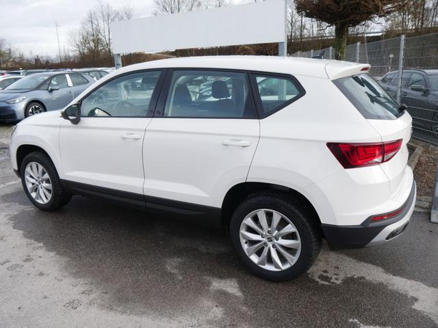 Seat Ateca - 1.5 TSI ACT STYLE * NEUES MODELL VOLL-LED FULL-LINK-NAVI PDC LENKRAD-& SITZHEIZUNG