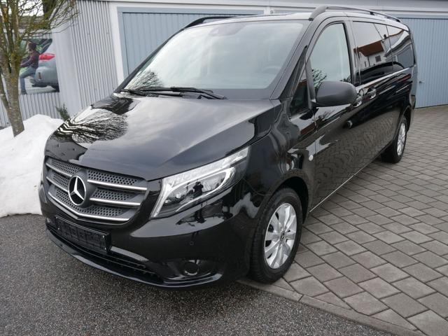 Gebrauchtfahrzeug Mercedes-Benz Vito - Tourer 116 CDi DPF SELECT EXTRALANG   AUTOMATIC DRIVER-COMFORT-PAKET 8-SITZER NAVI PARK ASSISTENT LED