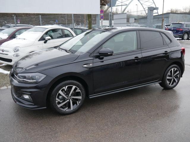 Volkswagen Polo - 1.5 TSI ACT DSG HIGHLINE   R-LINE EXTERIEUR ACC LED KAMERA PDC SHZG APP-CONNECT Vorlauffahrzeug kurzfristig verfügbar