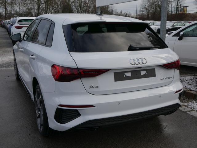 Audi A3 Sportback - 40 TFSI e S-TRONIC * S-LINE BAFA-FÄHIG ACC ASSISTENZPAKET LED NAVI PARKASSISTENT