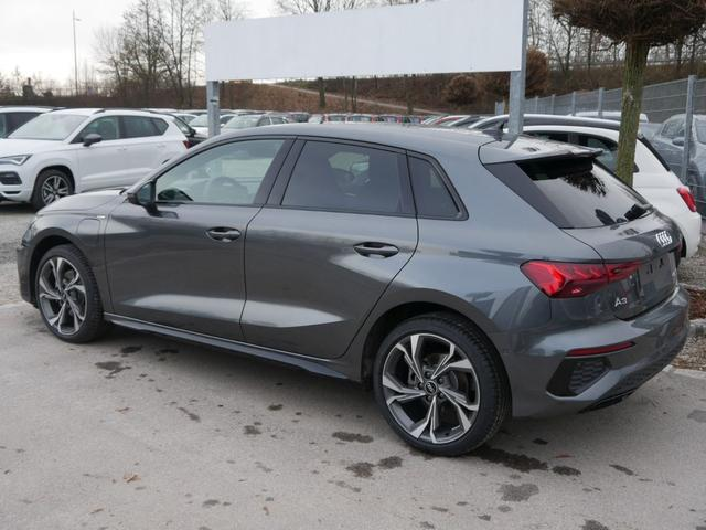 Audi A3 Sportback - 40 TFSI e S-TRONIC * S-LINE PRÄMIE 4.500 EUR ACC ASSISTENZPAKET LED NAVI PARKASSISTENT