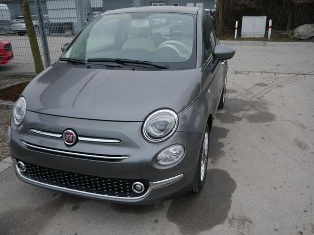 Fiat 500 - 1.2 8V Dualogic LOUNGE * GLASDACH UCONNECT LIVE-& LINK-SYSTEM PDC TEMPOMAT