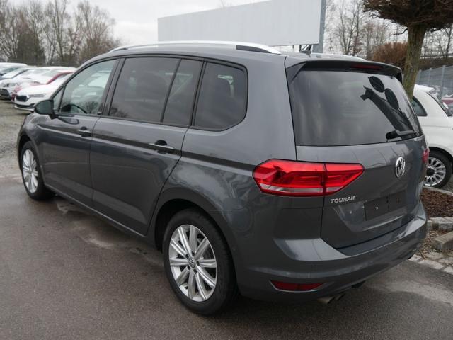 Volkswagen Touran - 2.0 TDI DPF DSG UNITED * ACC LED NAVI PARK ASSIST RÜCKFAHRKAMERA 7-SITZER