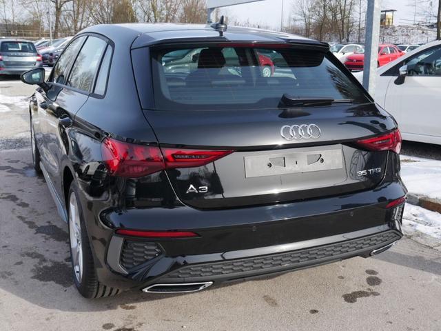 Audi A3 Sportback 35 TFSI CoD S-TRONIC * S-LINE LED NAVI PARKTRONIC SITZHEIZUNG 17 ZOLL