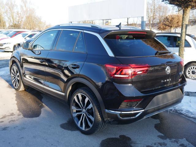 Volkswagen T-Roc - 2.0 TDI DPF DSG SPORT 4MOTION * AHK BUSINESS-& WINTERPAKET LED NAVI 19 ZOLL