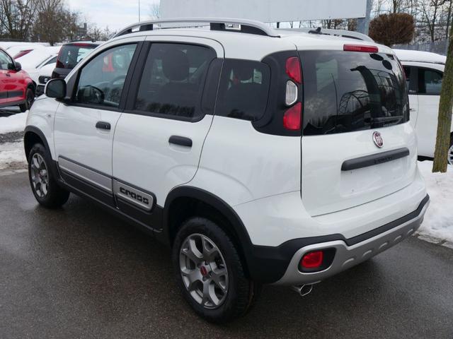 Fiat Panda - 0.9 8V TwinAir Turbo CROSS 4x4 * KLIMAAUTOMATIK START-& STOPP NEBELSCHEINWERFER